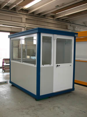 Uffici prefabbricati milano novobox via galilei 269 for Ufficio usato