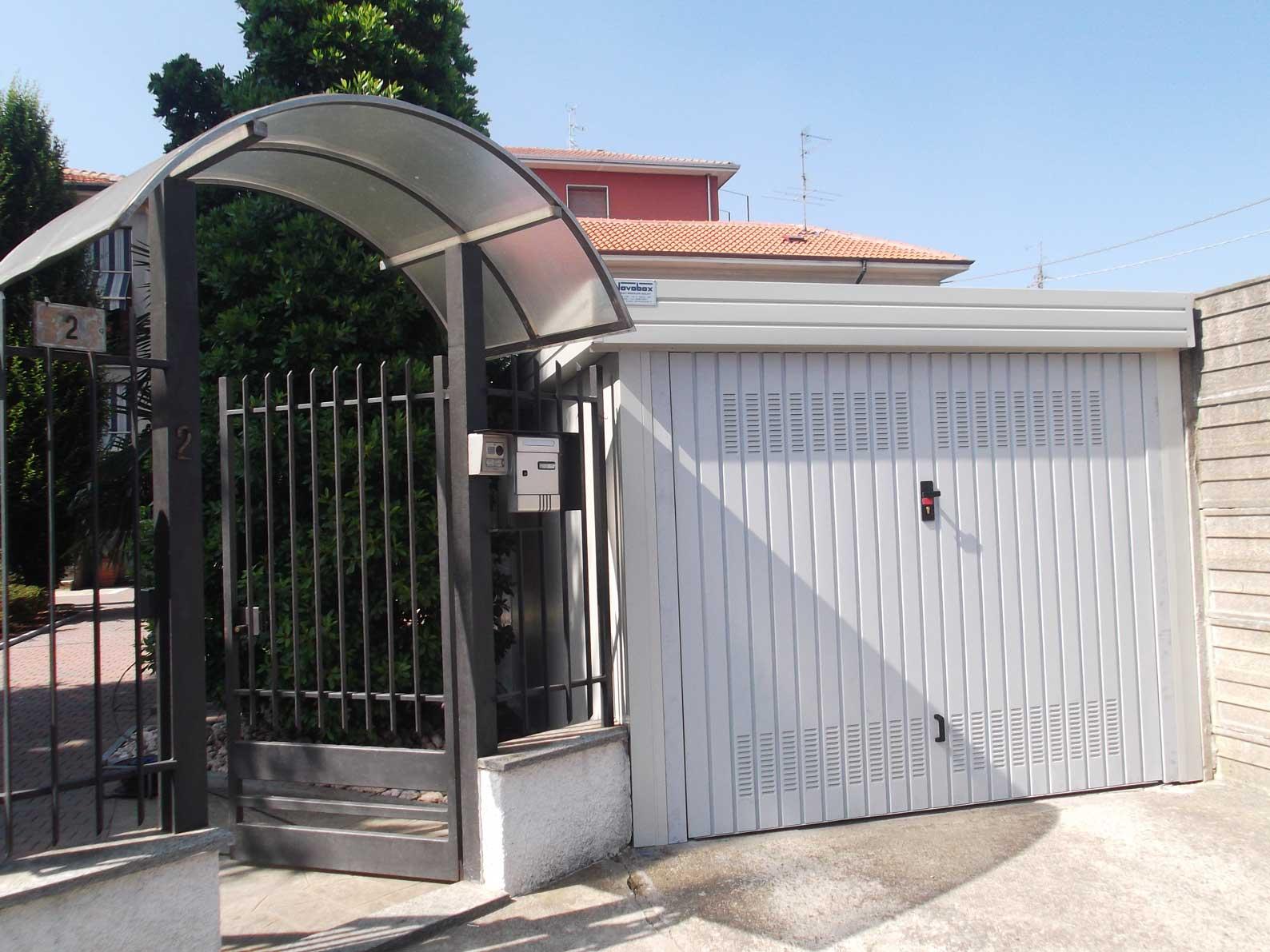 Box Auto Monoblocchi Prefabbricati Prefabbricati Isolati