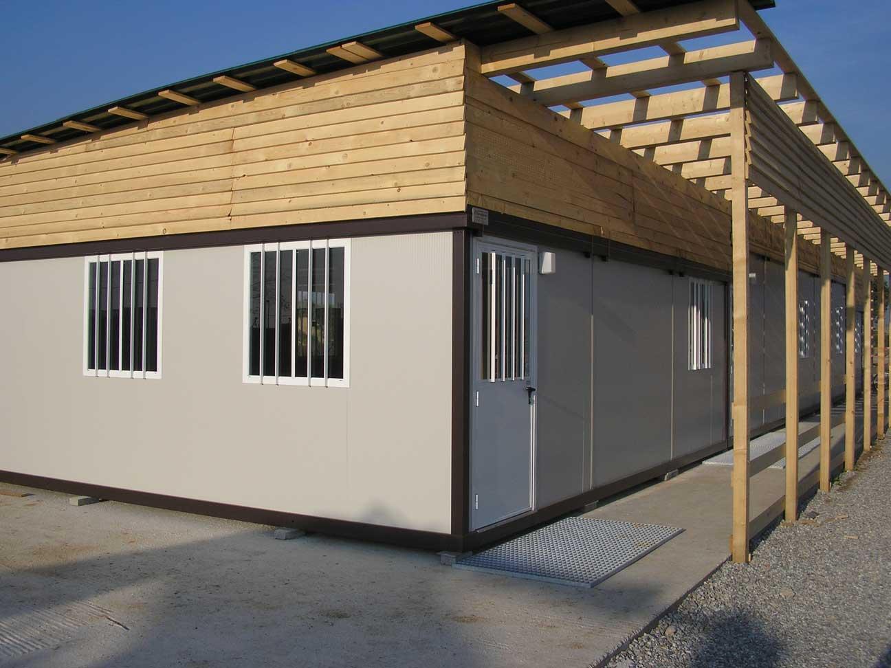 Cabine Bagno Da Cantiere : Baracche da cantiere nuove usate a noleggio novobox srl